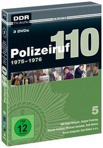 Polizeiruf 110 - Box 5 (8 Episoden)