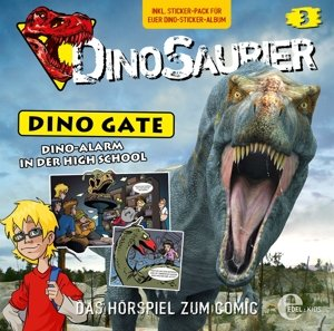 (3)HSP z.Comic-Dino-Alarm In Der High School