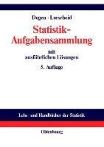 Statistik-Aufgabensammlungmit ausführlichen Lösungen
