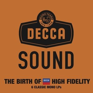The Decca Sound: The Mono Years (Ltd.Ed.)