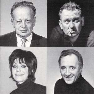 Vier Monologe-Vier Interprete
