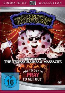 Kabinett des Schreckens (DVD)