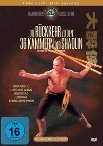 Die Rückkehr zu den 36 Kammern der Shaolin-Shaw