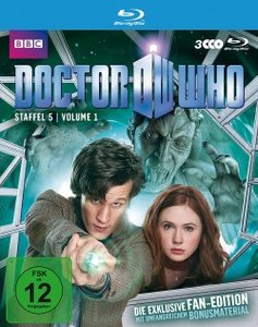 MacRae, T: Doctor Who