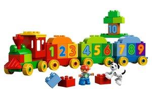 LEGO ® Lego Duplo 10558 - Zahlenzug