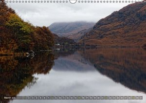 Reflections of Scotland / UK-Version (Wall Calendar 2015 DIN A3