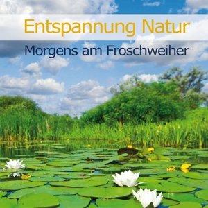 Entspannung Natur 05. Morgens am Froschweiher