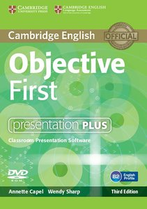 Objective First Certificate/Third Ed./Presentation Plus DVR