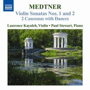 Violinsonaten 1+2/2 Canzonas