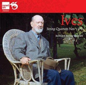 Charles Ives: String Quartets 1 & 2