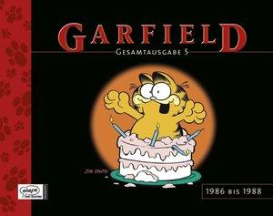 Garfield Gesamtausgabe 05