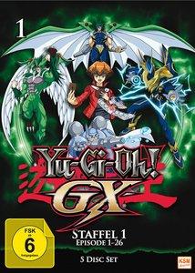 Yu-Gi-Oh! GX - Staffel 1.1: Episode 01-26