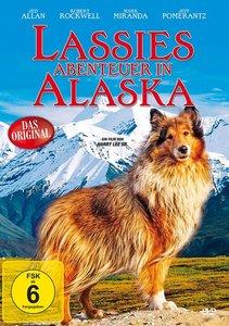 Lassies Abenteuer in Alaska