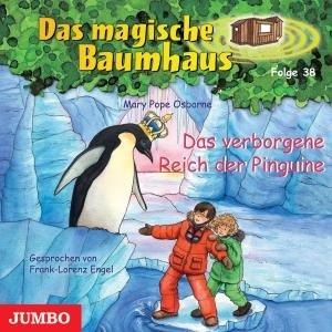 Das Magische Baumhaus 38/Das Verborgene Reich Der