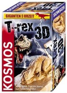 Kosmos 630041 - Ausgrabungsset: T-Rex 3-D