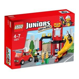 LEGO® Juniors 10671 - Feuerwehreinsatz