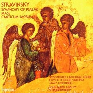 Messe & Psalmensinfonie-Geistliche Chorwerke