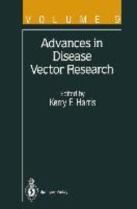Advances in Disease Vector Research