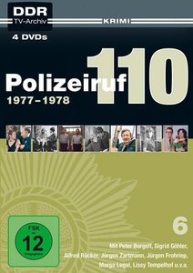 Polizeiruf 110 ? Box 6: 1977-1978
