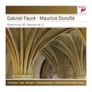 Requiem op.48/Requiem op.9