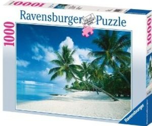Ravensburger 15285 - Südsee Bora Bora, 1000 Teile Puzzle