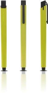 Speedlink TATIC Touchscreen Pen-Stift, Eingabestift, gelb-schwar