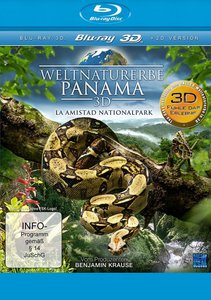 Weltnaturerbe Panama 3D - La Amistad Nationalpark