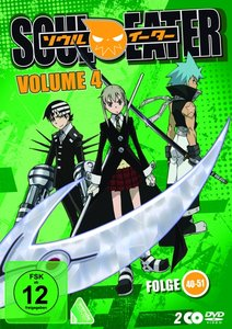 Soul Eater Vol.4