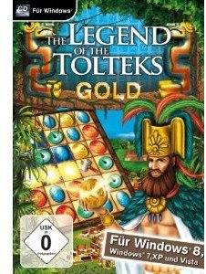 Legend of Tolteks Gold. Für Windows 2000/XP/Vista/7/8