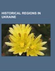 Historical regions in Ukraine