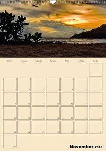 WATER AND SUN (Wall Calendar 2015 DIN A3 Portrait)