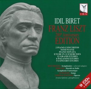 Franz Liszt 200th Anniversary Edition