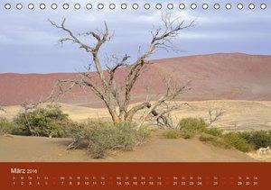 Namibia (Tischkalender 2016 DIN A5 quer)