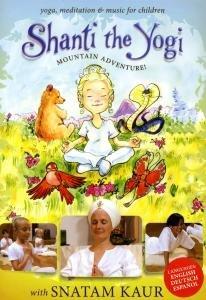 Shanti the Yogi