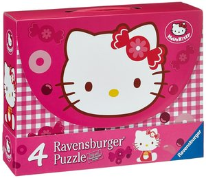 Ravensburger 072637 - Süße Hello Kitty