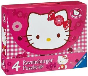 Ravensburger 072637 - Süße Hello Kitty