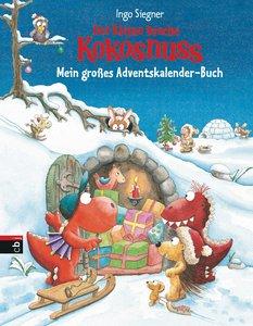 Der kleine Drache Kokosnuss - Mein großes Adventskalender-Buch