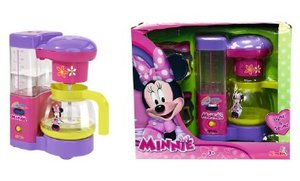 Simba 104735137 - Minnie Mouse: Kaffeemaschine