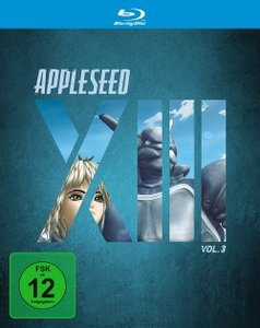 Appleseed XIII - Vol. 3