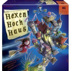 Schmidt Spiele 40863 - Hexenhochhaus