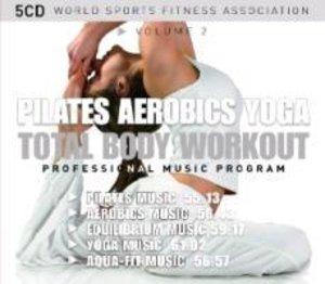 Total Body Workout 2-Pilates