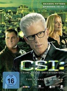 CSI: Las Vegas-Season 15.2