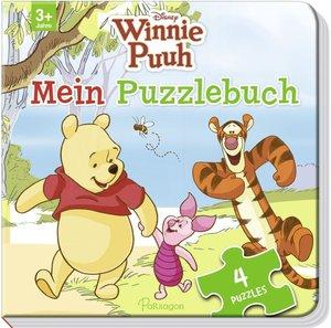Disney Winnie Puuh: Mein Puzzlebuch
