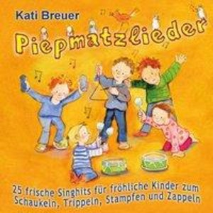Piepmatzlieder - 25 frische Singhits für fröhliche Kinder zum Sc