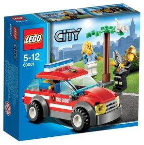 LEGO® City 60001 - Feuerwehr-Einsatzwagen