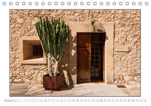 Mallorca - Der Nordosten (Tischkalender 2016 DIN A5 quer)