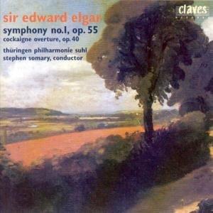 Sinfonie 1,op.55/+Cockaigne Overture,op.40
