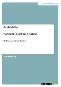Konstanz - Stadt am Seerhein