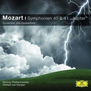 Sinfonien 40 & 41 (CC)