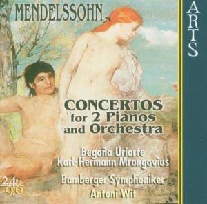 Konzerte Für 2 Klaviere & Orchester